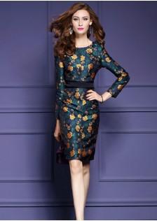 GSS9928 Office-Dress