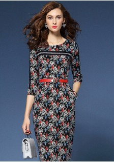 GSS661 Office-Dress