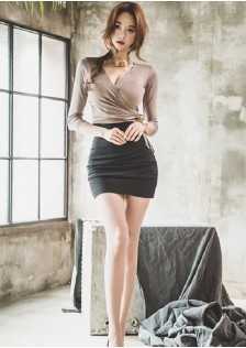 GSS9003 Office-Top+Skirt