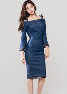 GSS218879 Office-Denim-Dress blue $25.03 75XXXX3357929-TH1LVA26