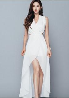 GSS8605 Evening-Dress white $23.70 69XXXX1923217-LA2LVA71-A
