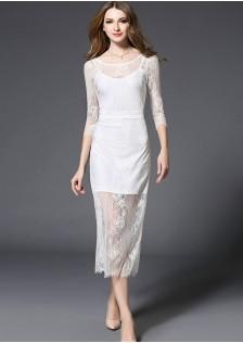 GSS106 Evening-Dress white $22.81 65XXXX3757035-NU4LV459-D