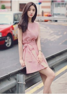 JNS238 Casual-Dress pink $15.03 30XXXX4208098-NU3LV316-D