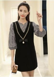 GSS3041 Office-2pcs-Dress