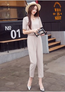 GSS9073 Casual-Top+Pants