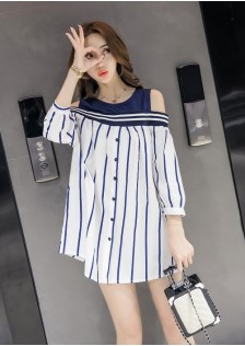 GSS615 Casual-Blouse