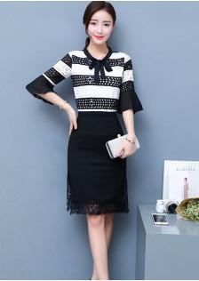 GSS1009 Office-Top+Skirt