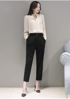 GSS8620 Office-Top+Pants black $21.25 58XXXX4044974-LA2LVA32-A