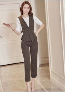 GSS8623 Casual-Top+Pants