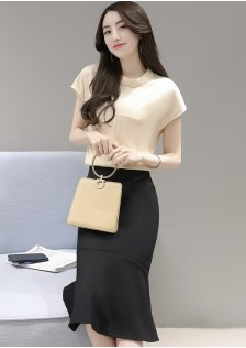 GSS8621 Office-Top+Skirt
