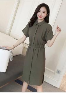 GSS505 Office-Dress green
