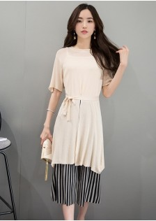 GSS6672 Casual-Top+Pants
