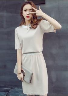 GSS9086 Office-Top+Skirt