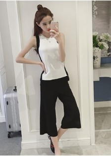 GSS6534 Casual-Top+Pants