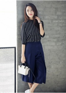 GSS008 Casual-Top+Pants