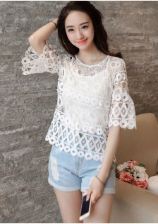 GSS1981 Casual-Blouse