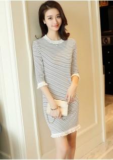 GSS4791 Casual-Dress white,black $19.92 52XXXX4275569-NU2LV202-D