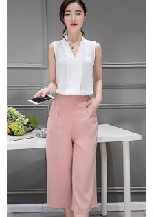 GSS6655 Office-Top+Pants