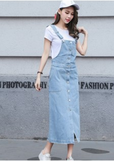 GSS9393 Casual-Denim-Overall