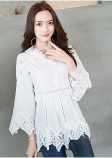 GSS2124 Casual-Blouse