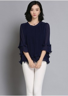 GSS9068 Casual-Blouse *