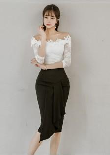 GSS9041 Office-Top+Skirt*