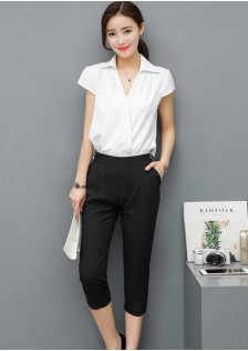 GSS6819 Office-Top+Pants *