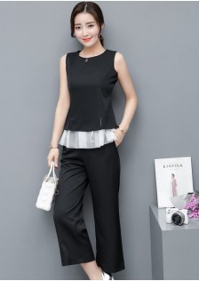 GSS6827 Office-Top+Pants *