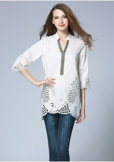 GSS6218 Casual-Blouse *