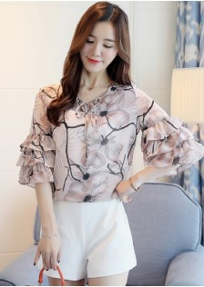 GSS855 Casual-Blouse*