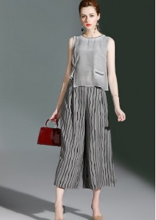 GSS5071 Office-Top+Pants*
