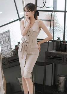 GSS7908 Office-Dress khaki,white $25.53 75XXXX4991443-LA1LVE49-A