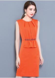 GSS5041 Office-Dress*