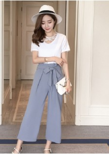 GSS6068 Casual-Top+Pants*