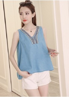 GSS614 Casual-Blouse*