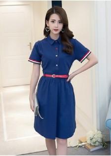 GSS7055 Casual-Dress *