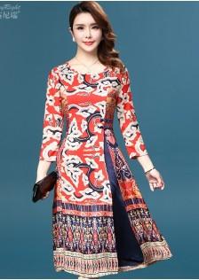 GSS8707 Office-Dress*