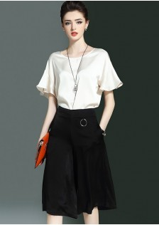GSS7541 Office-Top+Pants *