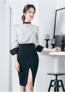 GSS460 Office-Top+Skirt *