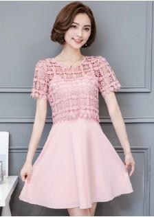 GSS9729 Casual-2pcs-Dress *