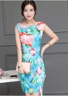 GSS1215 Office-Dress*