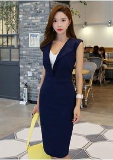 GSS7894 Office-Dress*