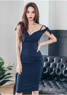 GSS7914 Evening-Dress blue $24.20 69XXXX2557732-LA1LVE49-A