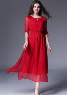 GSS7017 Office-Dress black,red $22.86 63XXXX2334177-LA6LV613-C