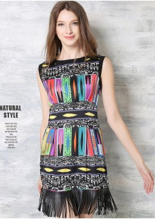GSS8021 Casual-Dress black $23.31 65XXXX1706203-LA6LV613-C