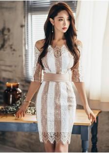 GSS7311 Evening-Dress white $23.98 68XXXX2438195-TH1LVA26