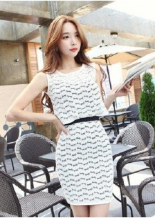 GSS218584 Office-Dress white,black $23.53 66XXXX2254425-TH1LVA26