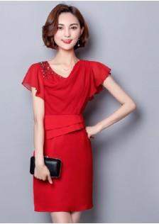 GSS380 Office-Dress red,blue $21.09 55XXXX4332444-NU5LV546-A