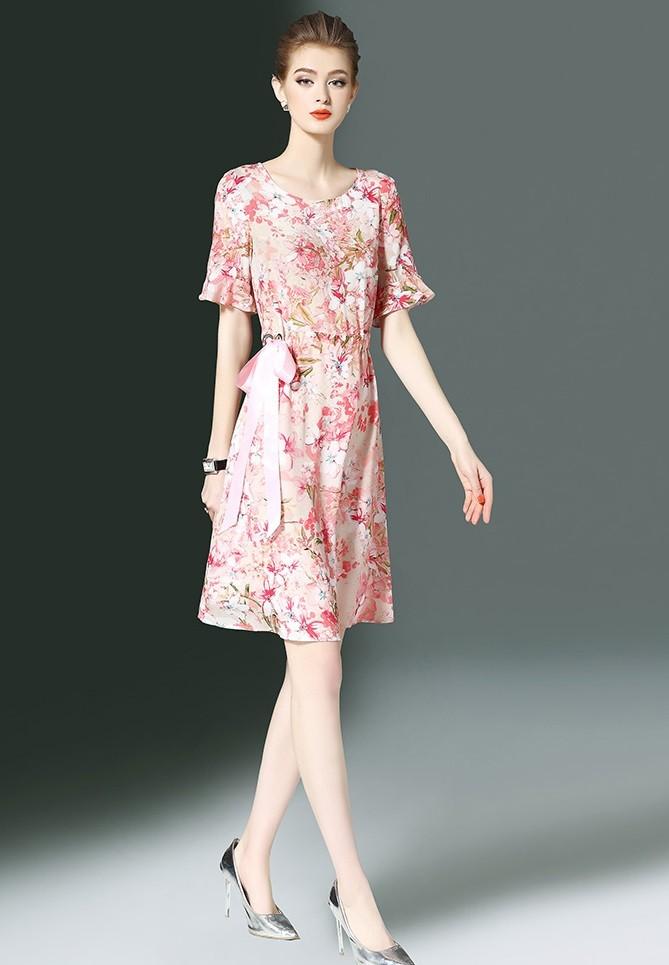 GSS9977 Office-Dress yellow,pink $21.75 58XXXX5115135-BA3LV328-D