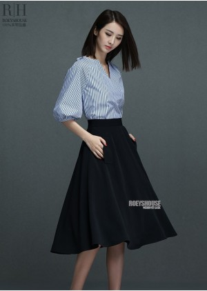 GSS6912 Office-Top+Skirt.